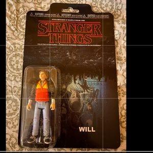 Stranger things Will figurine